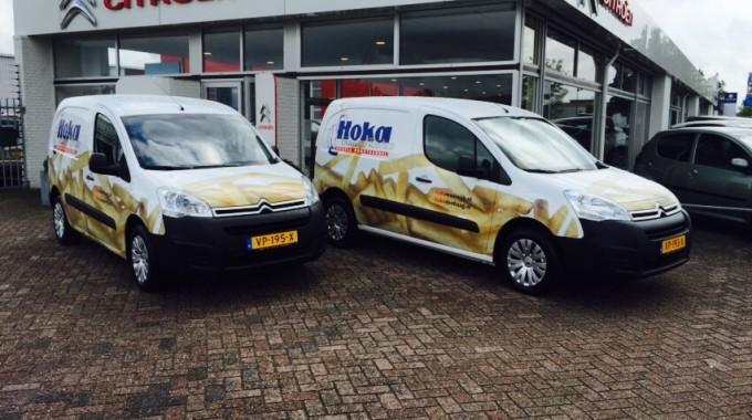 Twee Nieuwe Frietwagens!