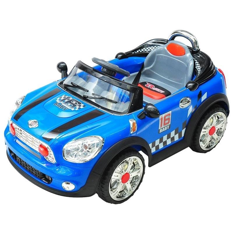 Wil Je Deze Blauwe Mini Sport Of Liever Een Roze?!