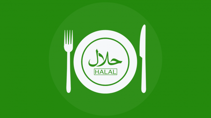 Halal Bord
